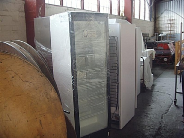 Refrigerator 18ct ft Solid Door